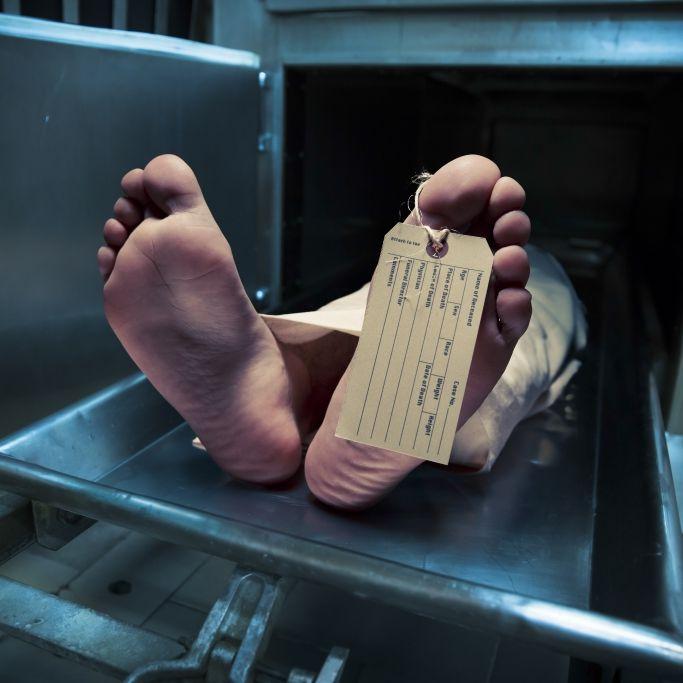 Scheintote Frau (81) in Leichenhalle aufgewacht (Foto)