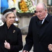 Ex-Geliebte packt über Juan Carlos aus  Diese Folgen hat das Coronavirus für die Royals (Foto)