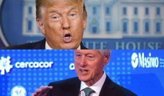 Einige US-Präsidenten sollen Frauen missbraucht haben. (Foto)