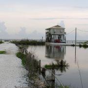 Sintflutartige Überschwemmungen! HIER spült Hurrikan Marco alles weg (Foto)