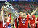 FC Bayern München im Champions League Finale