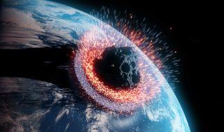 Ein Asteroid kommt der Erde im November gefährlich nah. (Foto)