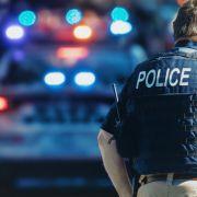 Unbewaffneter Schwarzer durch Polizeischüsse niedergestreckt (Foto)