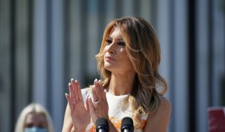 Wie schlecht hat Melania Trump über ihren Mann Donald Trump und dessen Kinder gesprochen? (Foto)