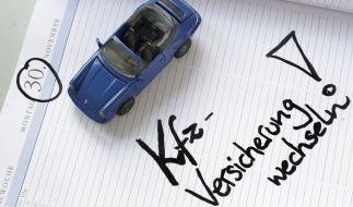 4,8 Millionen Autobesitzer in Deutschland müssen mit steigenden Beiträgen bei der Kfz-Versicherung rechnen. (Foto)