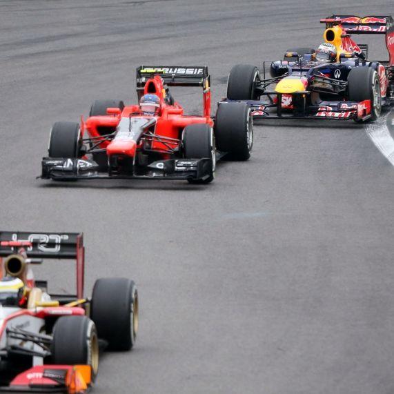 Doppelsieg für Mercedes! Hamilton siegt vor Bottas (Foto)