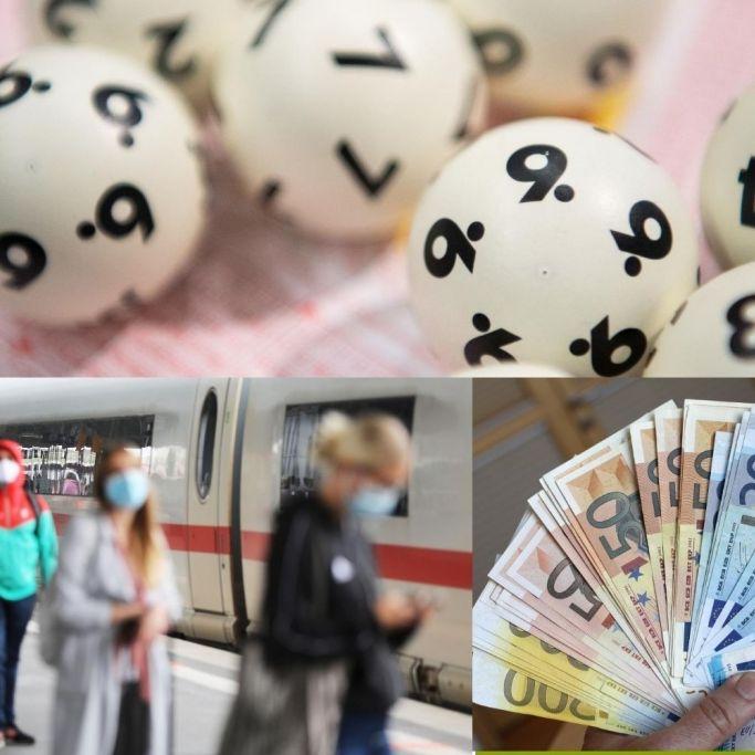 Maskenpflicht und Lotto: DIESE Gesetze kommen auf Sie zu (Foto)