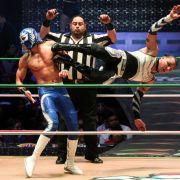 WWE-Eklat! Live-Hinrichtung schockt Zuschauer (Foto)