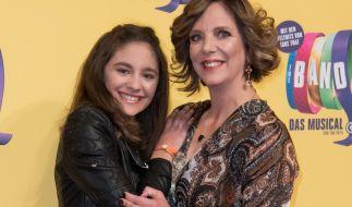 Danni Büchner und ihre Tochter Jada. (Foto)