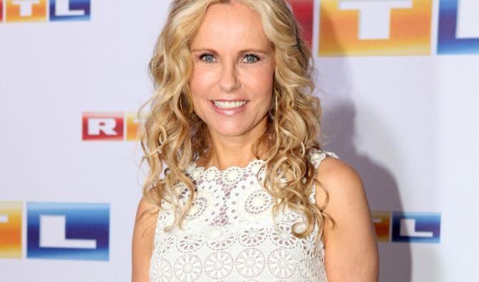 RTL-Moderatorin Katja Burkard