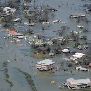 Tropensturm trifft USA! Mindestens sechs Menschen sterben (Foto)