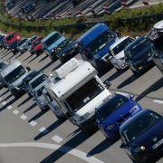 Stau-Alarm zum Ferienende! Wo droht uns ein Verkehrschaos? (Foto)