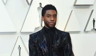 Chadwick Boseman ist tot. (Foto)