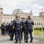CDU fordert härtere Strafen nach Sturm auf Reichstag (Foto)