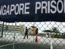 Prügelstrafe in Singapur