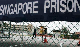 Im Changi-Gefängnis in Singapur musste ein wegen Drogendelikten inhaftierter Brite die Hölle auf Erden erleben (Symbolbild). (Foto)