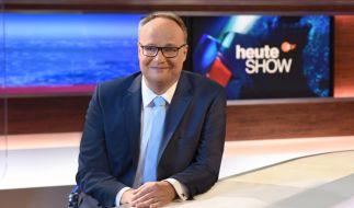 """Nach mehrwöchiger Sommerpause meldet sich Oliver Welke mit der """"heute-show"""" im ZDF zurück. (Foto)"""