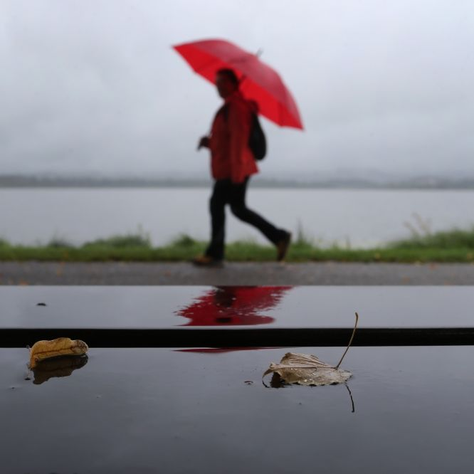 Dauerregen und Gewitter drohen! Schmuddel-Start in den September (Foto)