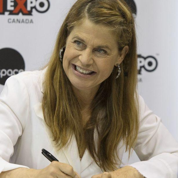 """Terminator""-Star Linda Hamilton trauert um Zwillingsschwester (Foto)"
