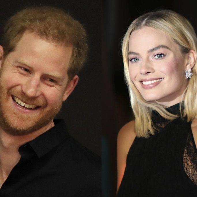 Geheimtreffen mit Margot Robbie! Muss sich Meghan Markle Sorgen machen? (Foto)