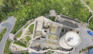 Unweit der Burgruine Gleiberg in Hessen kam es am Wochenende zu einer tödlichen Messer-Attacke (Symbolbild). (Foto)