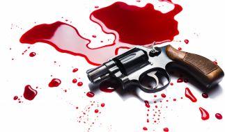 Nach einem eskalierten Familienstreit griff ein 57-Jähriger zur Waffe und erschoss seine Ehefrau und seine beiden Teenager-Söhne (Symbolbild). (Foto)