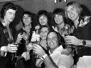 Die Bay City Rollers im Jahr 1976. (Foto)