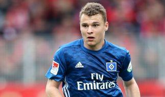 Fußballer Vasilije Janjicic ist an Krebs erkrankt. (Foto)