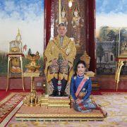 Geliebte von Thai-Monarch Rama X. erst verstoßen, dann begnadigt (Foto)