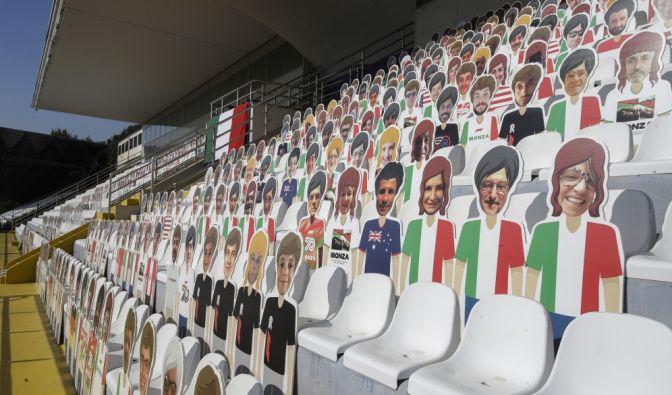 Formel 1 GP von Italien 2020 Ergebnisse