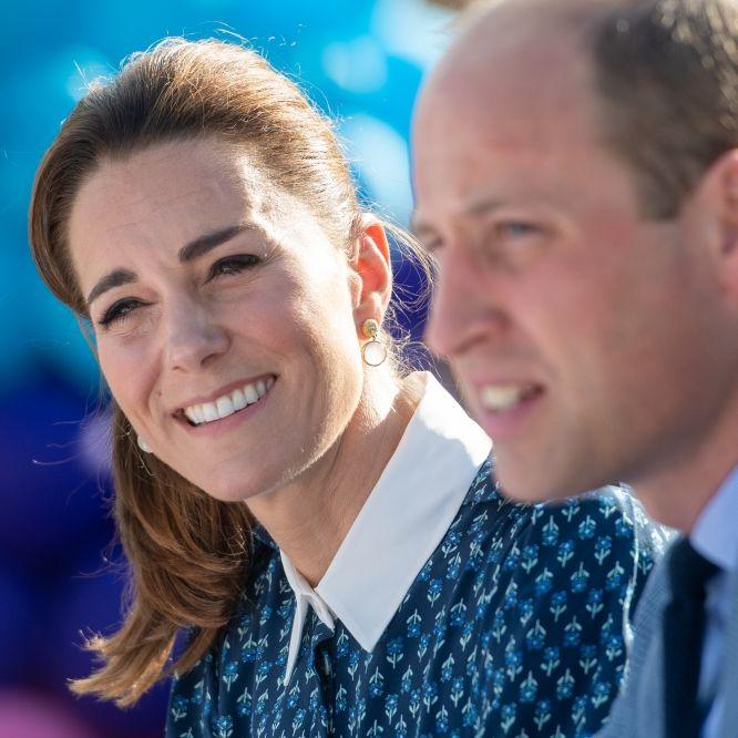 Was sich neckt... SO zieht Herzogin Kate ihren Mann auf (Foto)
