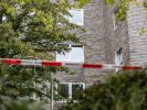 Aufnahmen zeigen das Wohnhaus in Solingen, in dem sich die schreckliche Tragödie zugetragen haben soll. (Foto)