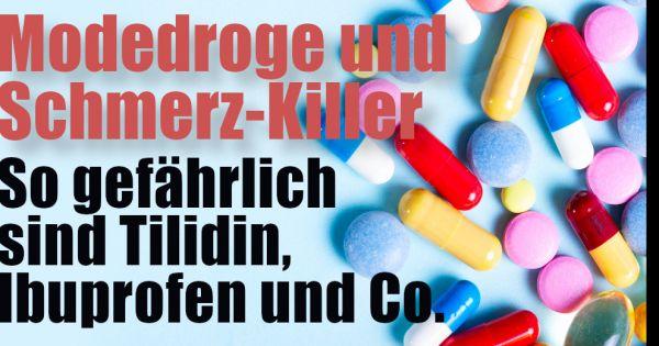 Man zusammen und kann ibuprofen nehmen tilidin Novalgintropfen und