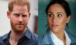 Prinz Harry und Meghan Markle fanden sich dieser Tage in den Royals-News wieder. (Foto)