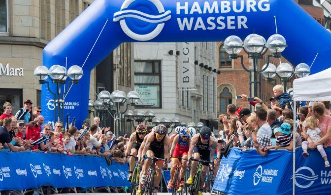 Triathlon in Hamburg Ergebnisse