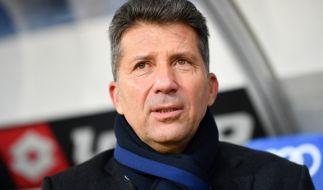 Der langjährige Präsident des Fußball-Bundesligisten TSG 1899 Hoffenheim ist tot. (Foto)