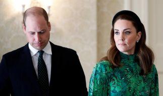 Vor dem Anwesen von Prinz William und Kate Middleon wurde ein lebloser Frauenkörper gefunden. (Foto)