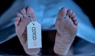 In Argentinien starb eine Lehrerin vor den Augen ihrer Schüler am Coronavirus. (Symbolbild) (Foto)