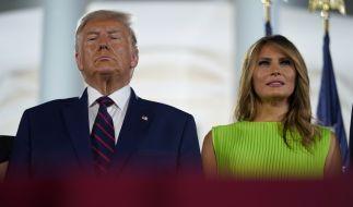 """Ein neues Buch beleuchtet die """"Herrschaft"""" von Melania Trump im Weißen Haus. (Foto)"""