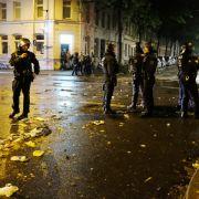 Ruhiger Wochenstart nach drei Tagen Gewalt-Eskalation (Foto)