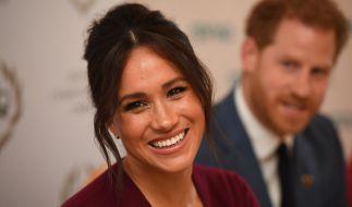 Der größte Wunsch von Meghan Markle ist laut Royal-News ein Oscar. Doch nicht nur das. (Foto)