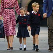 SO werden die Mini-Royals von ihren Mitschülern genannt (Foto)