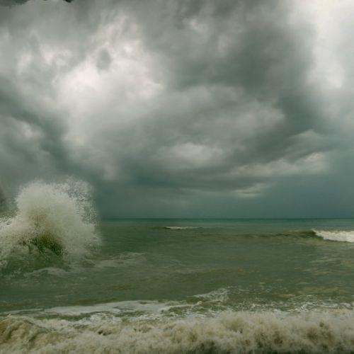 Alarmstufe Orange! Tornado-Panik auf Mallorca (Foto)