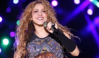 Shakira offenbart ihren Fans bei Instagram einen echten Hintern-Hammer. (Foto)