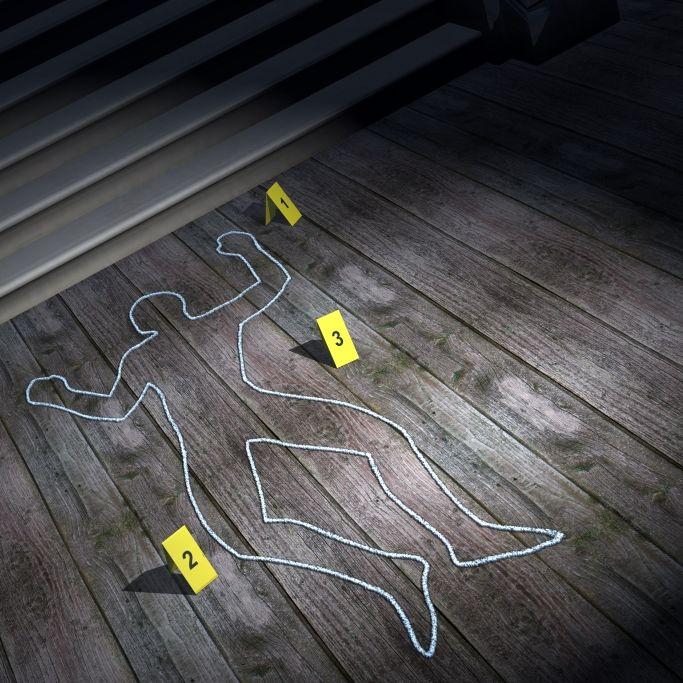 Lehrerin erstochen! Ihr Körper lag blutüberströmt im Keller (Foto)