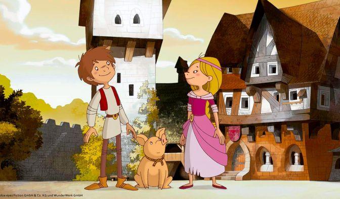 """""""Der kleine Ritter Trenk"""" vom Mittwoch"""