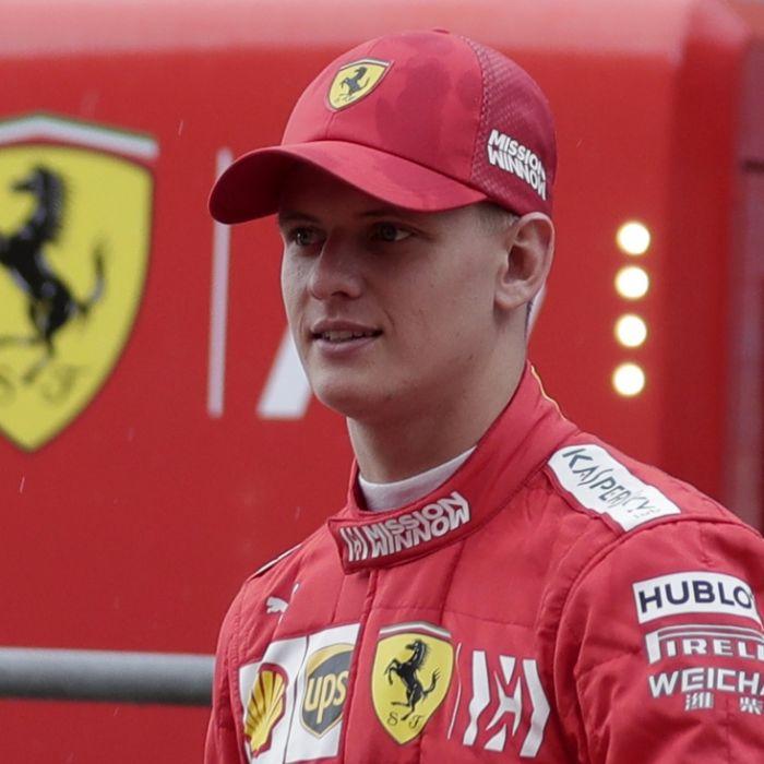 Formel-1-Debüt zum Greifen nah! Schumi-Sohn steht Gewehr bei Fuß (Foto)