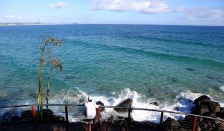 An der Gold Coast in Australien ist ein 46 Jahre alter Surfer nach einer Hai-Attacke gestorben (Symbolbild). (Foto)