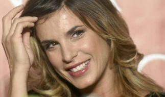 Elisabetta Canalis lässt ihre Fans im Netz staunen. (Foto)