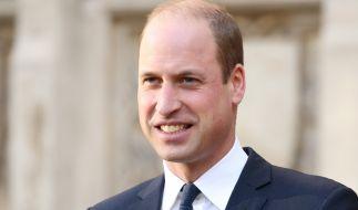 Prinz William konnte es kaum erwarten, jetzt ist der Abschied nach einem knappen halben Jahr gekommen... (Foto)